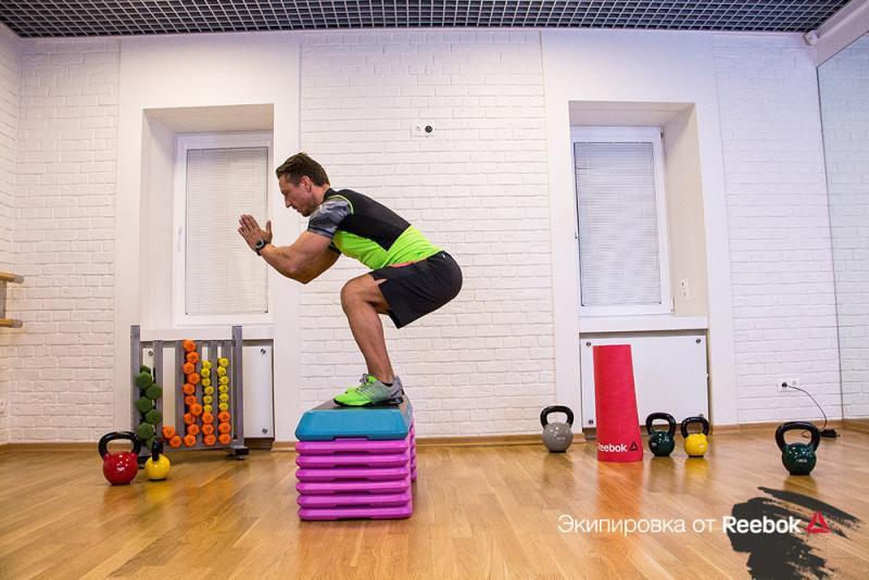 Прыжковая тренировка для сильных ног. Изображение номер 17