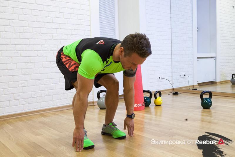 Прыжковая тренировка для сильных ног. Изображение номер 1