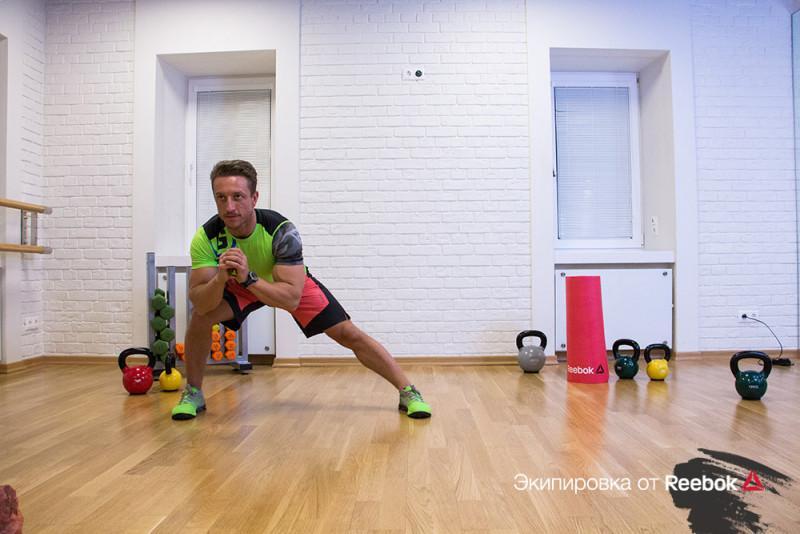 Прыжковая тренировка для сильных ног. Изображение номер 5
