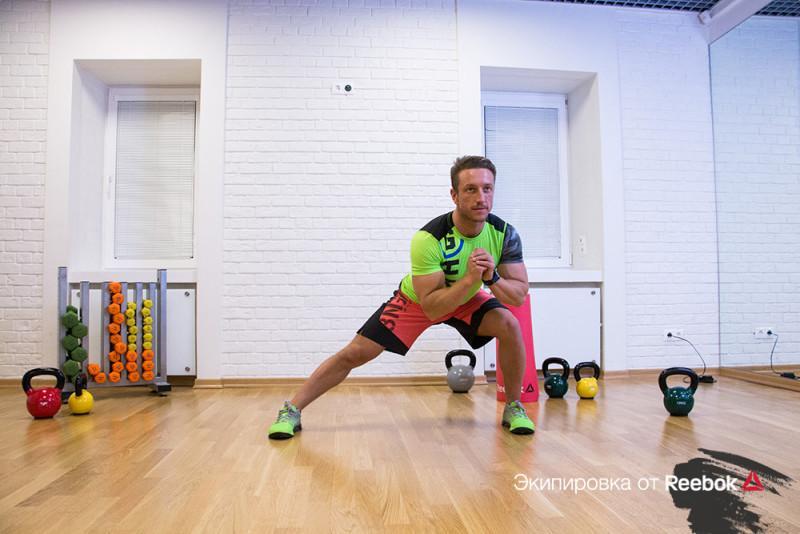 Прыжковая тренировка для сильных ног. Изображение номер 6