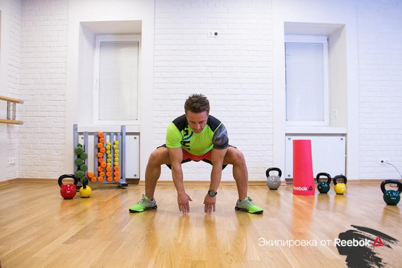 Прыжковая тренировка для сильных ног. Изображение номер 7