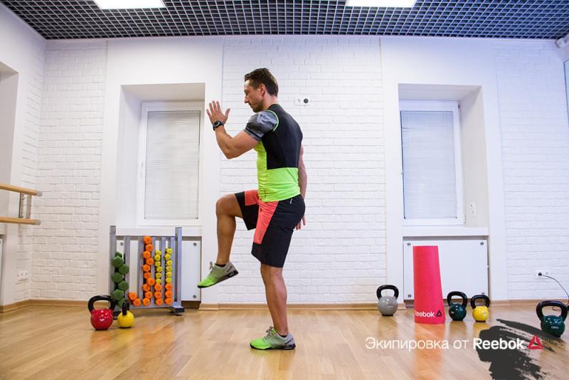 Прыжковая тренировка для сильных ног. Изображение номер 8