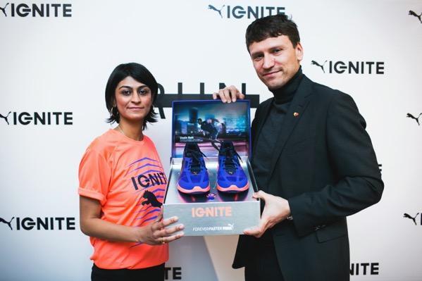 Puma презентовала беговые кроссовки IGNITE. Изображение номер 2