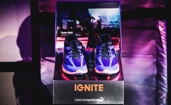 Puma презентовала беговые кроссовки IGNITE. Изображение номер 5