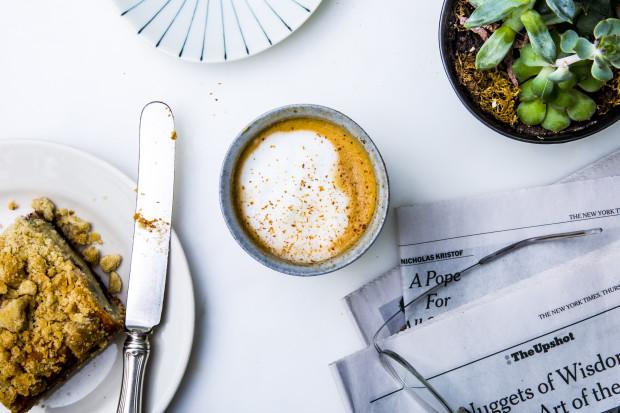 Рецепт дня: готовим тыквенный латте. Изображение номер 2