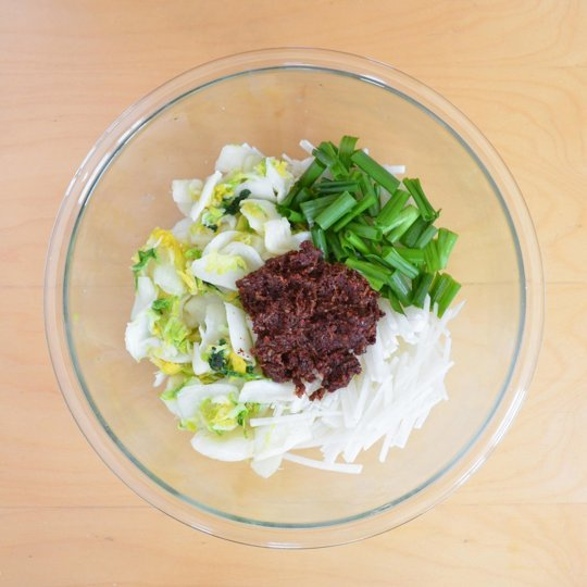 Рецепт дня: корейская закуска кимчи. Изображение номер 6