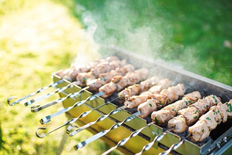 Изображение рецепта Куриный шашлык