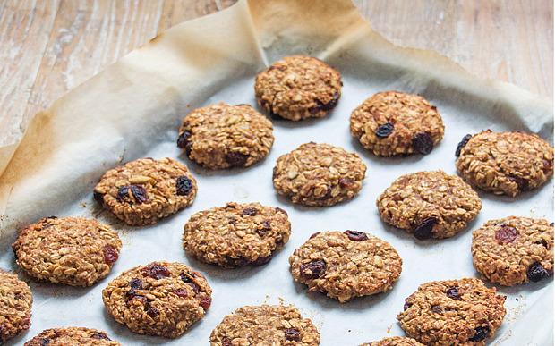 Рецепт дня: овсяное печенье с ванилью. Изображение номер 1