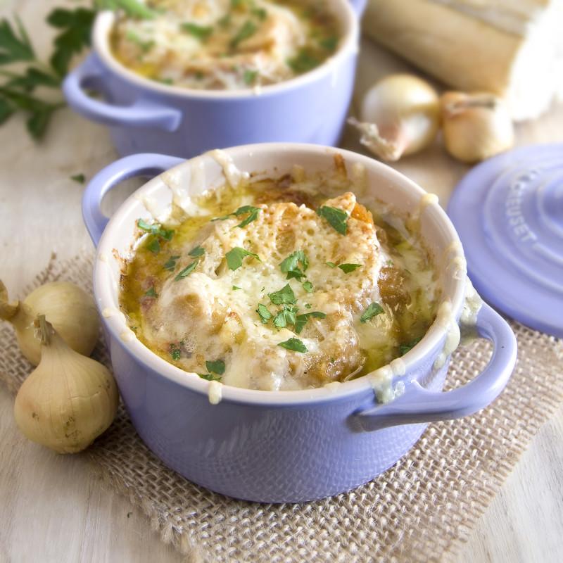 Рецепт дня: прекрасный луковый суп. Изображение номер 1