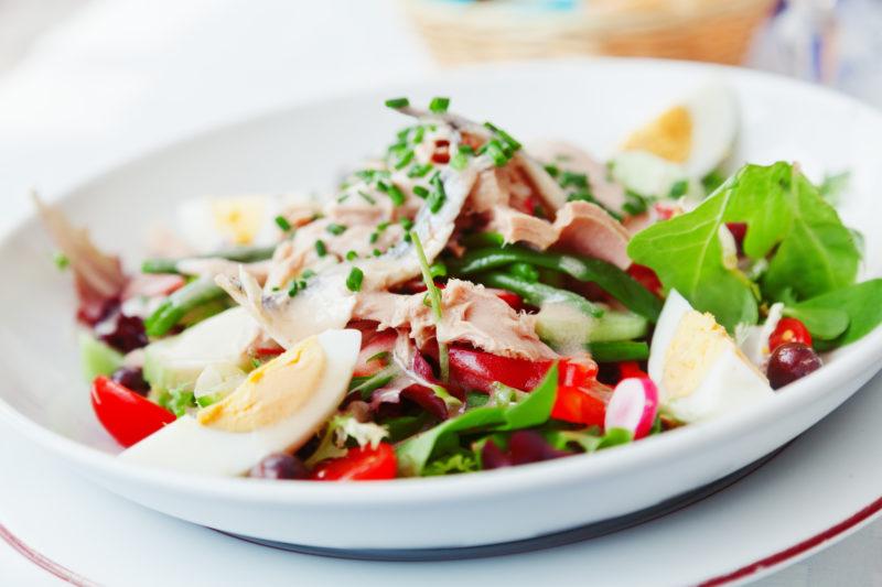 Рецепт дня: салат «Нисуаз» с тунцом. Изображение номер 2