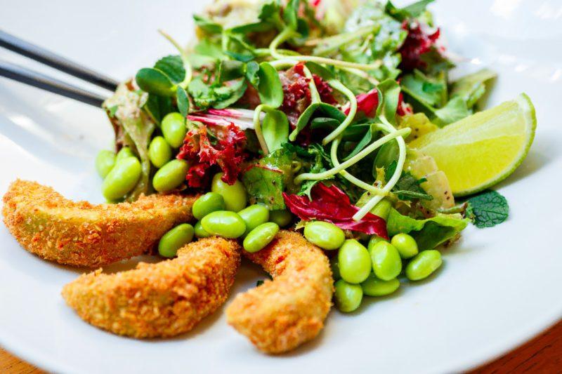 Изображение рецепта Салат с чечевицей и авокадо
