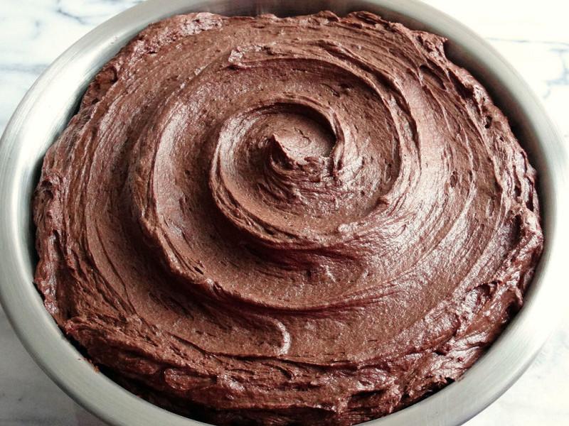 Рецепт дня: шоколадный торт из авокадо. Изображение номер 2