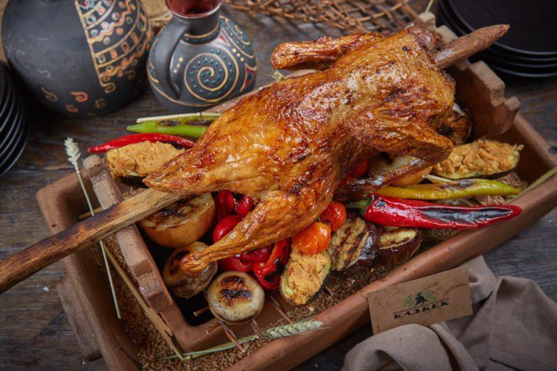 Изображение рецепта Утка по-грузински