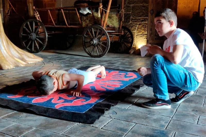 Шестилетний мальчик из Ингушетии побил рекорд по отжиманиям. Изображение номер 1