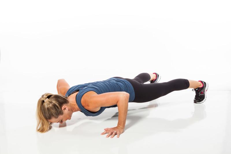 Табата: как стать стройнее и сильнее всего за четыре минуты. Изображение номер 3