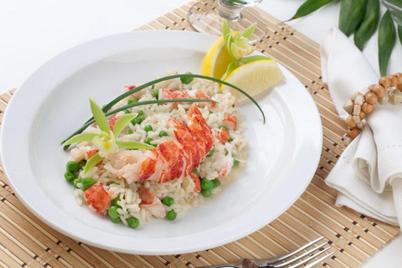 Изображение рецепта Ризотто с морепродуктами