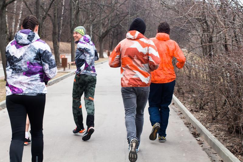 Тренировка adidas outdoor с Александром Легковым: как это было. Изображение номер 1