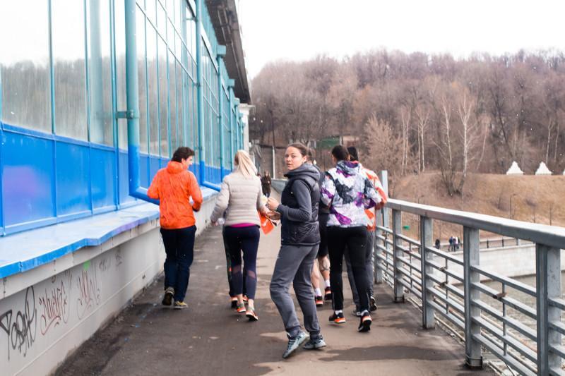 Тренировка adidas outdoor с Александром Легковым: как это было. Изображение номер 2