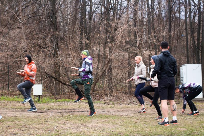 Тренировка adidas outdoor с Александром Легковым: как это было. Изображение номер 7