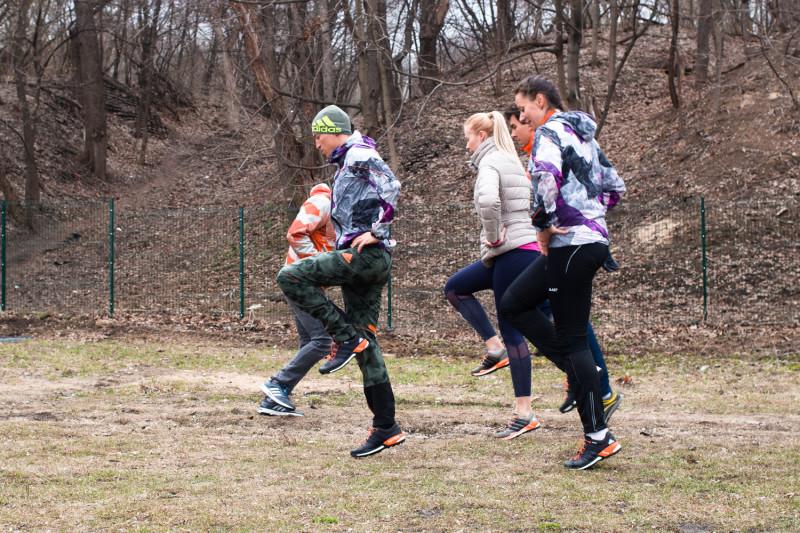 Тренировка adidas outdoor с Александром Легковым: как это было. Изображение номер 8