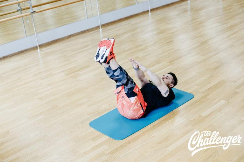 Тренируемся дома: 5 упражнений для железного пресса. Изображение номер 4