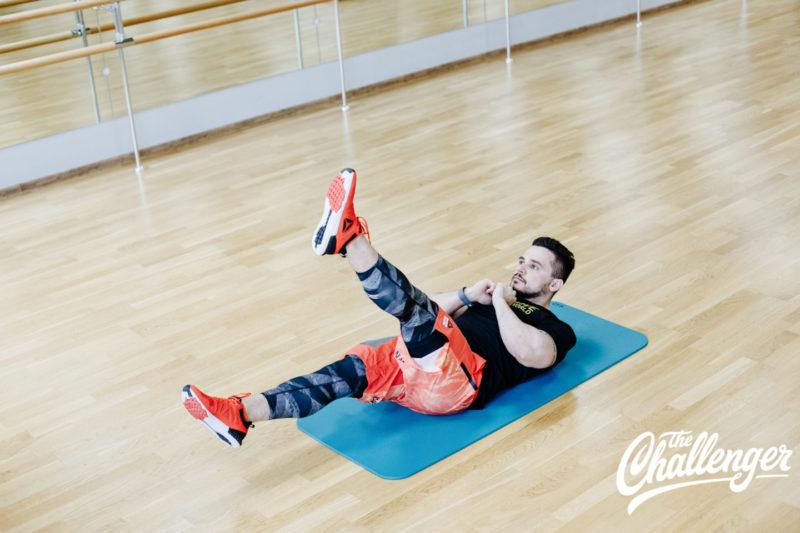 Тренируемся дома: 5 упражнений для железного пресса. Изображение номер 6