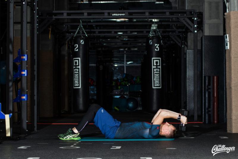 Тренируемся с гантелями: 7 упражнений для всего тела. Изображение номер 14