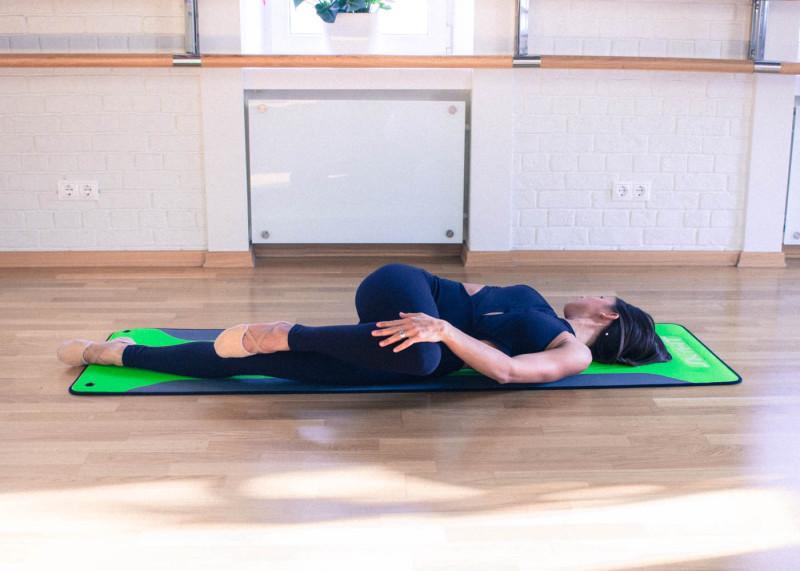 Упражнения, которые помогут справиться с похмельем. Изображение номер 11