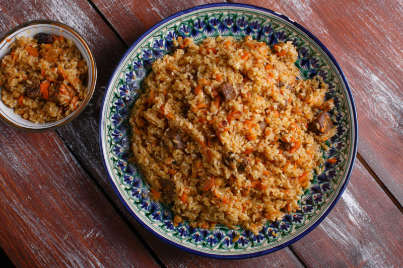 Изображение рецепта Классический узбекский плов в казане
