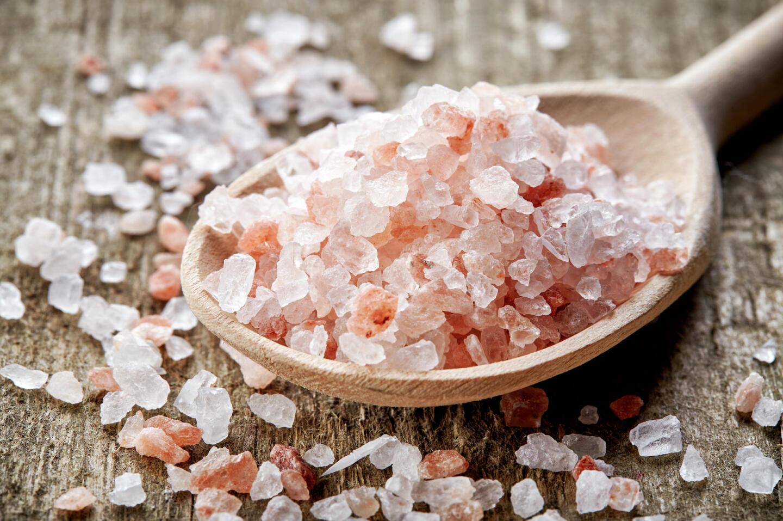 Вопрос: розовая соль полезнее обычной?. Изображение номер 1