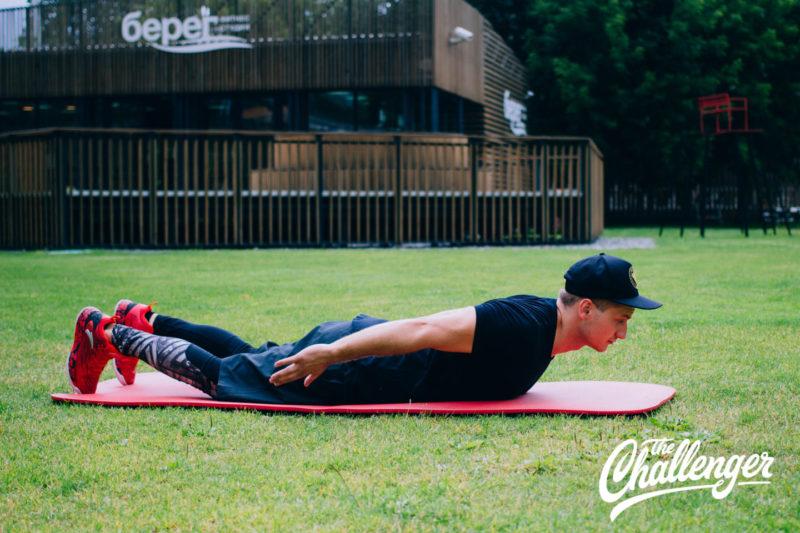 Всего 5 упражнений, которые задействуют все группы мышц и быстро подтягивают тело. Изображение номер 1