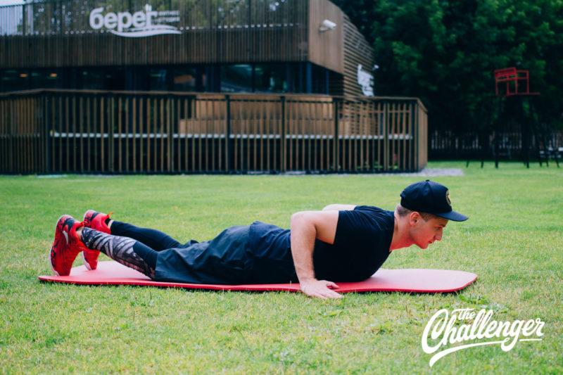 Всего 5 упражнений, которые задействуют все группы мышц и быстро подтягивают тело. Изображение номер 2