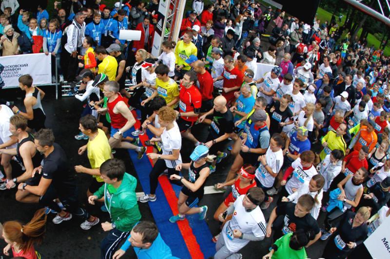 Всё, что нужно знать перед Московским марафоном. Изображение номер 1