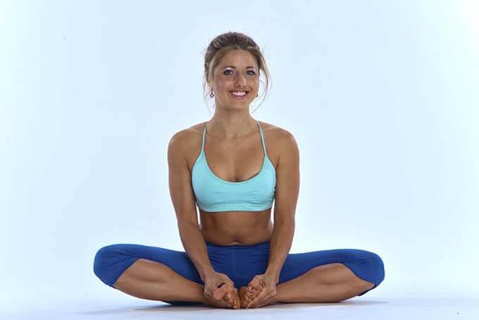 Упражнение бабочка в гимнастике и йоге | Упражнение бабочка для женщин
